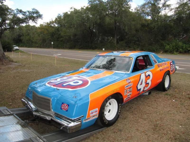 Vintage Nascar Dodge Magnums For C Bodies Only Classic