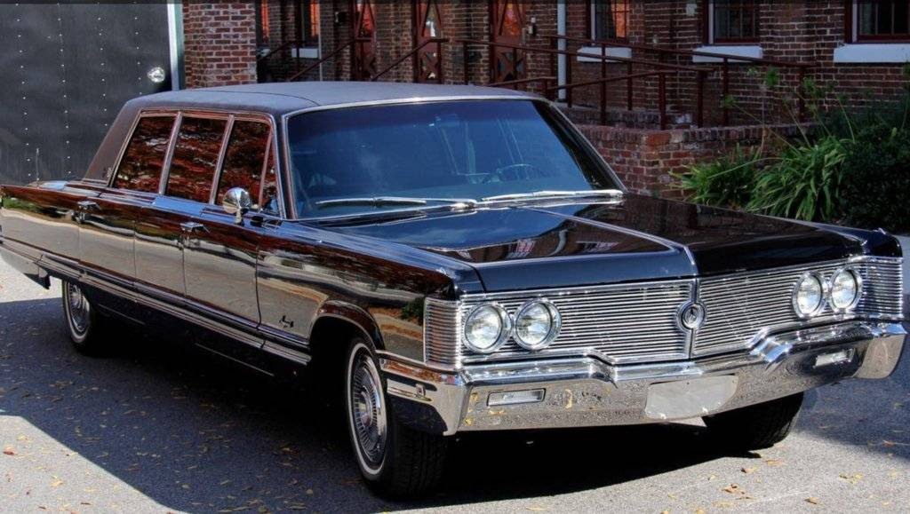 For Sale - 1968 Chrysler Imperial LeBaron Limousine | For C Bodies ...