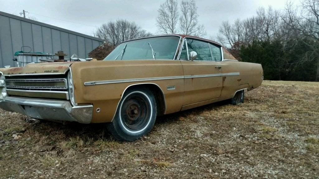 For Sale - 1968 Fury 3 Fast Top H Code - KC Craigslist ...