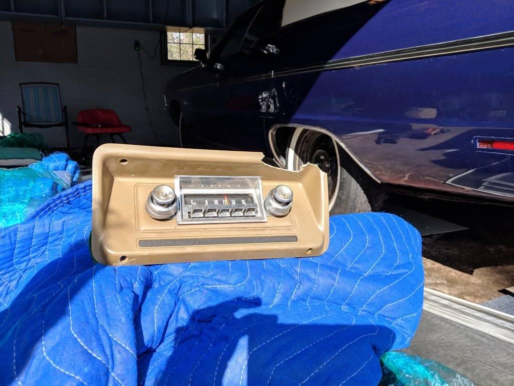 Mopar radio identification   For C Bodies Only Classic Mopar
