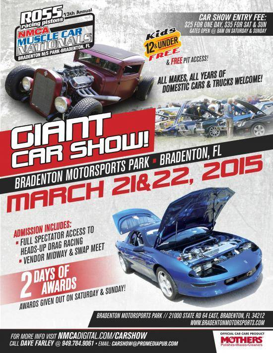 NMCA Car Show Hosted By Tampa Bay Mopar Club For C Bodies - Tampa car show