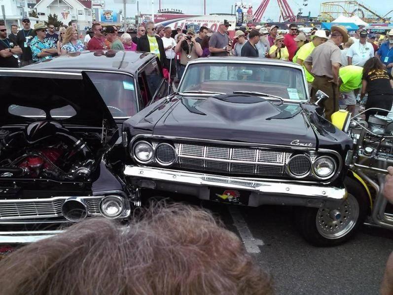 Accident At The Ocean City Maryland Show For C Bodies Only Classic - Ocean city car show