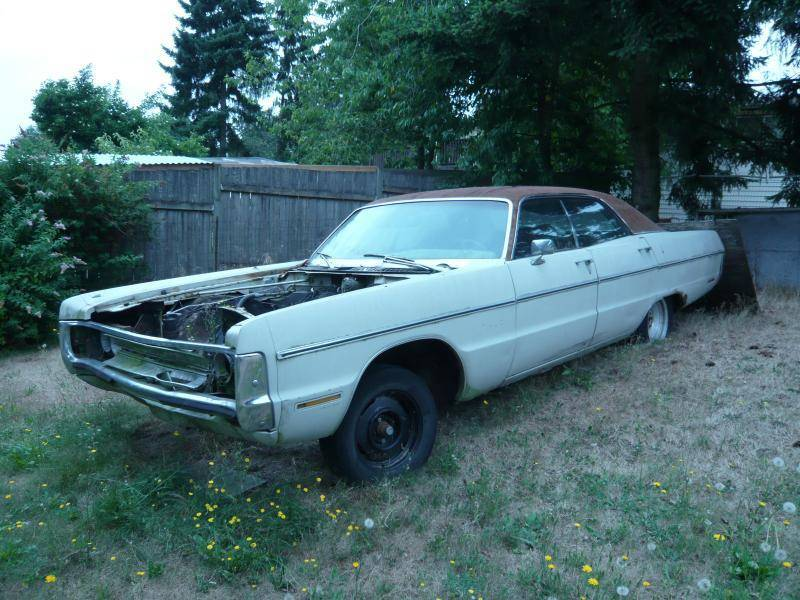 PARTING: 71 fury 2 & 4 doors tons of nice parts CHEAP | For C Bodies ...