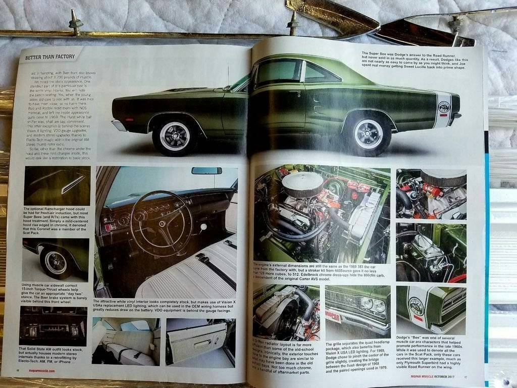 Cover Girl For C Bodies Only Classic Mopar Forum Plymouth Road Runner Engine Bay Diagram Picsart 09 08 102822