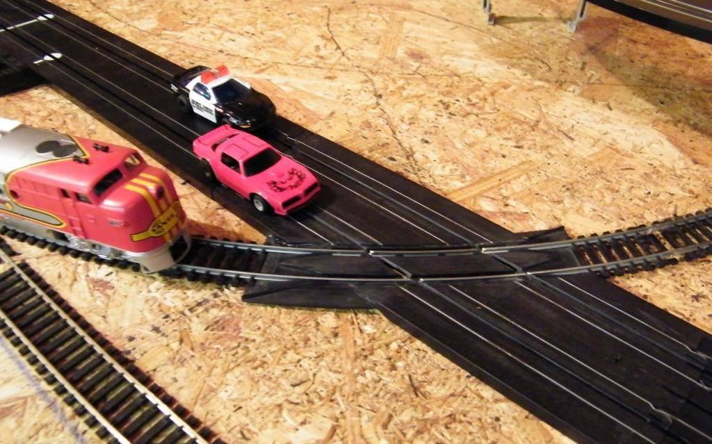 Slots And Trains