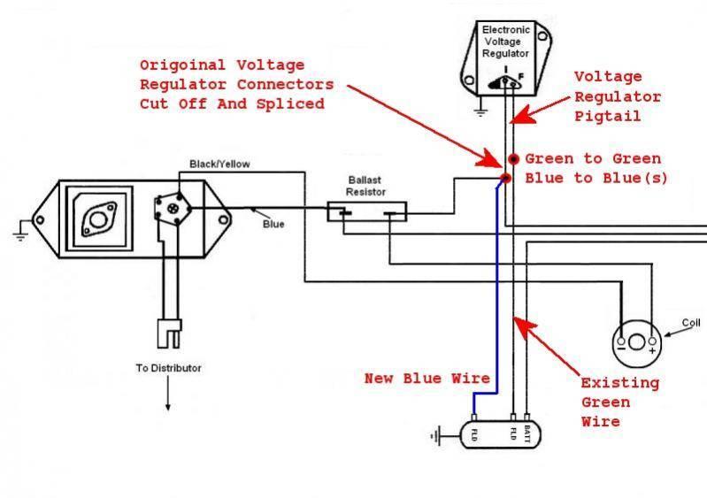 Reg: Chrysler Voltage Regulator Wiring Diagram At Jornalmilenio.com