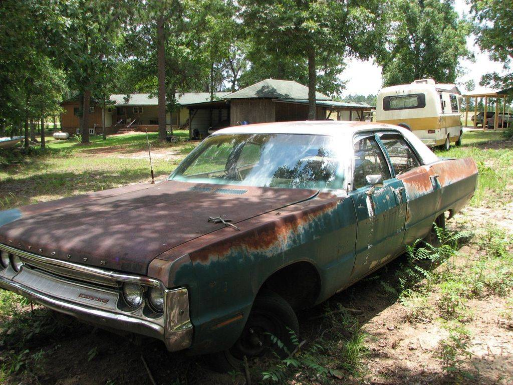 For Sale - A (sad) 1971 Plymouth Fury III Florida State HP Car | For ...