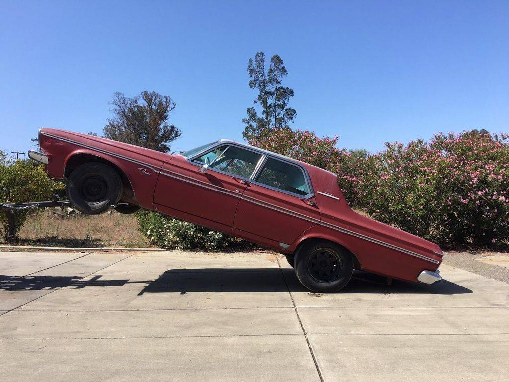 For Sale - 1963 Plymouth Fury 4dr V8 (eBay) | For C Bodies Only ...