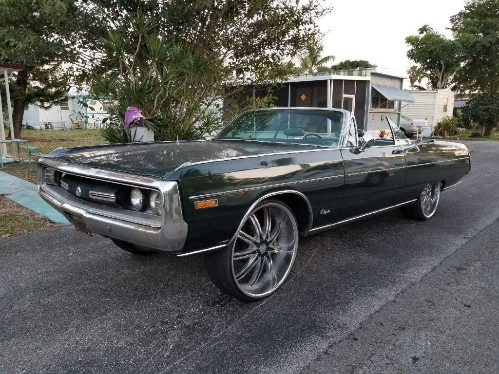 For Sale - 1970 Chrysler 300 on E-bay | For C Bodies Only