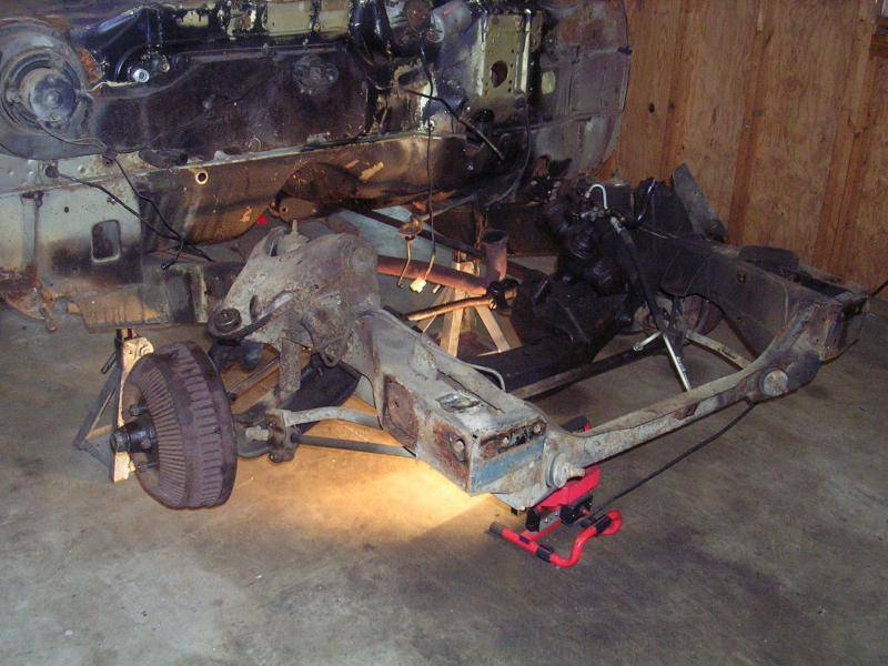 Subframe tightening? | For C Bodies Only Classic Mopar Forum