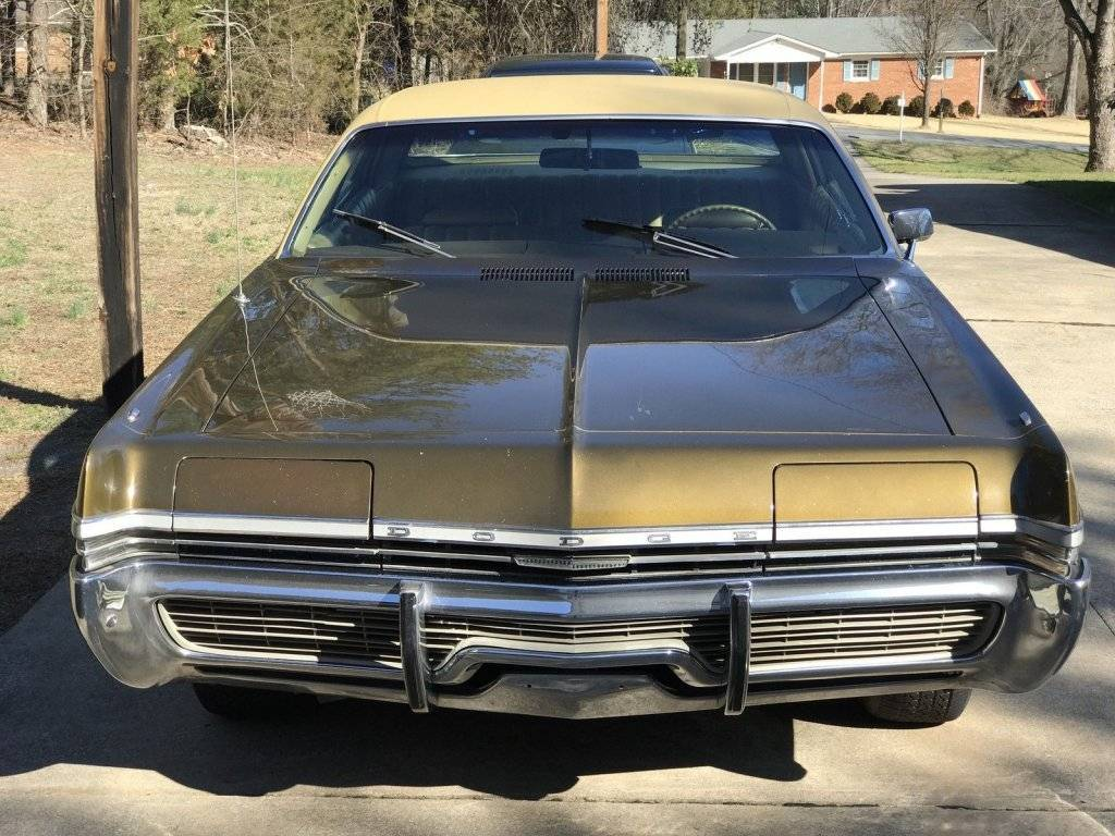 For Sale 1972 Dodge Monaco 4 Door For C Bodies Only