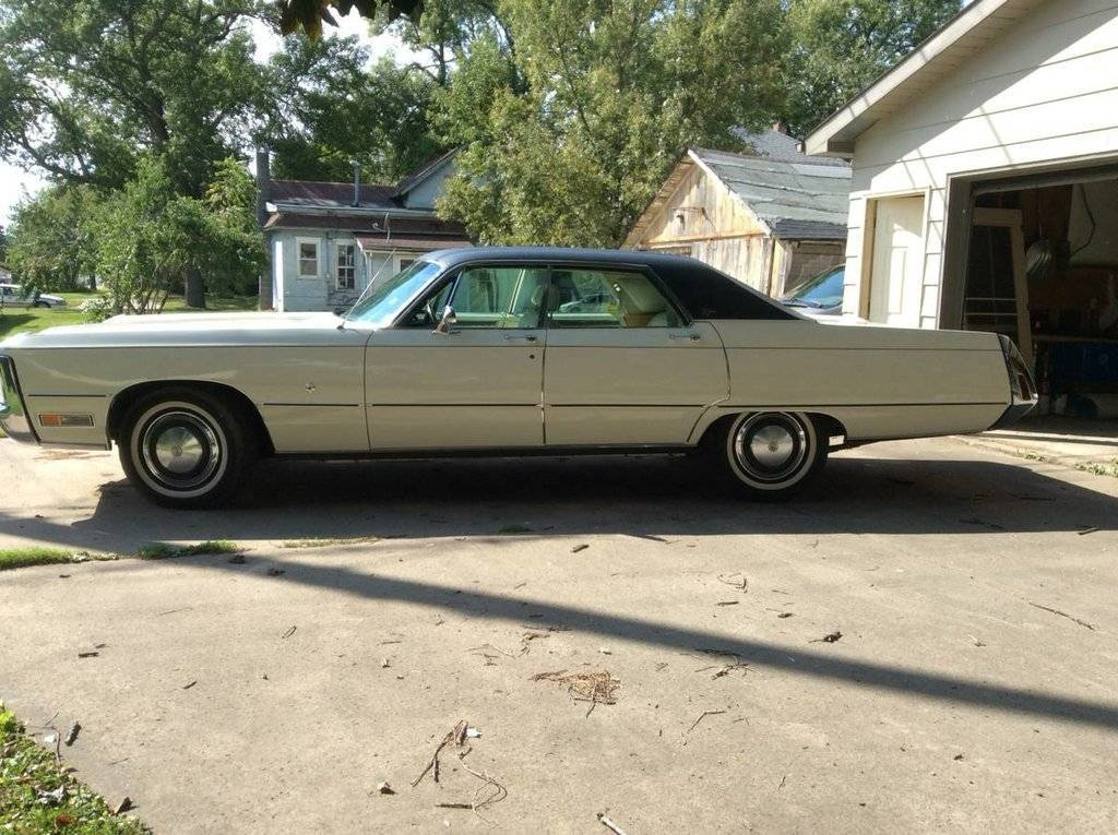 For Sale - Nice 1970 Imperial  | For C Bodies Only Classic