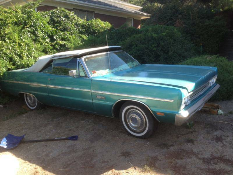 For Sale 1969 Plymouth Fury Iii Vert 3900 For C
