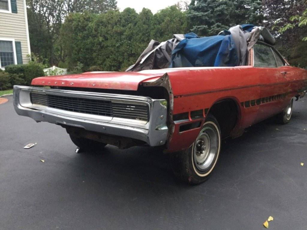 For Sale - '70 Fury parts car on Ebay | For C Bodies Only