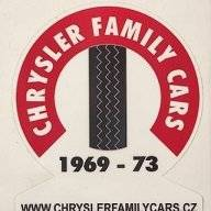 CHRYSLER FAMILY CARS69-73