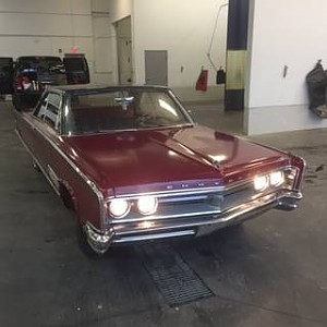 1966 300 2Dr Hardtop Canadian Car   For C Bodies Only
